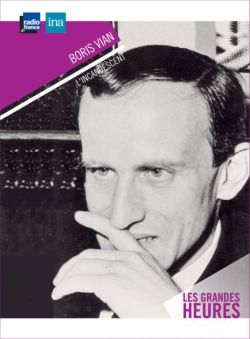 Coffret INA BORIS VIAN L'INCANDESCENT